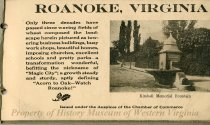 Image of Images of Roanoke, VA
