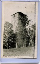 Image of Old Shot Tower Postcard