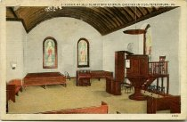 Image of Interior Old Blandford Church
