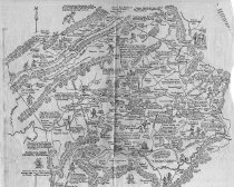 Image of Historical Map of Roanoke Cty