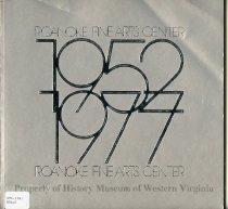 Image of Roanoke Fine Arts Center 1952-1977 - 2007.6.131