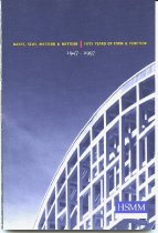 Image of Hayes, Seay, Mattern & Mattern: Fifty Years of Form & Function, 1947-1997 - 2007.6.34