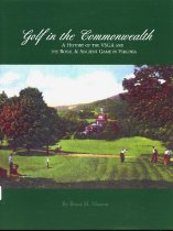 Image of Golf in the Commonwealth - 2007.6.46