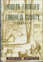Image of Pioneer Families of Franklin County, Virginia - 2007.6.55