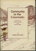 Image of Community at the Crossroads: A Study of the Village of Bonsack of the Roanoke Valley - 2007.6.75