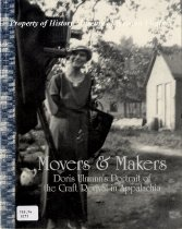 "Image of ""Movers & Makers: Doris Ulmann's Portrait of the Craft Revival in Appalachia"" - 2009.22.20"