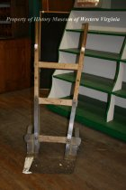 Image of Agnew Seed Stores -- Hand Truck