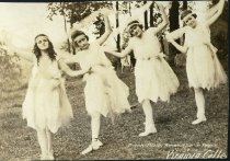 Image of May Day Virginia College May Day 1921