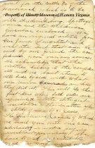 Image of J. C. O. Redington, Editor letter, page 2