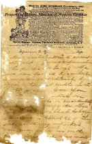 Image of J. C. O. Redington, Editor letter, page 3