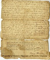 Image of Deed, Front