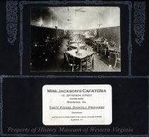 Image of p.53, Mrs. Jackson's Cafeteria