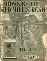 """Image of """"Down By The Old Mill Stream"""""""