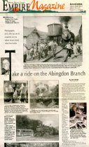 Image of Take A Ride On The Abingdon Branch - May 12, 2002