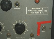 Image of Tapesonic tape recorder.