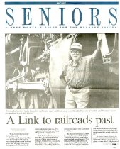 Image of A Link to Railroads Past - August 1992