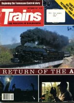 Image of Trains; the magazine of railroading. - OWL2007.06.13