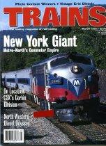 Image of Trains: the leading magazine of railroading. - OWL2007.06.14