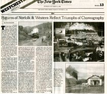 Image of Newspaper article