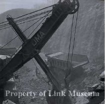 "Image of ""Lima"" heavy equipment excavator and truck (Client: Bashford)"