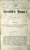 Image of Invalid's Home Booklet