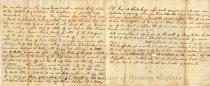 Image of Letter, inside