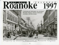 Image of They Built Roanoke: Celebrating the individuals who developed Roanoke's History, and the Architecture associated with those people. - 1997