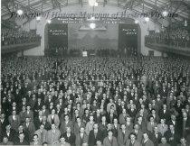 Image of Roanoke Calendar, American Legion Auditorium