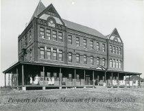 Image of Roanoke Calendar, Burrell Hospital