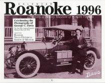 Image of Roanoke 1996 Calendar