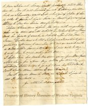 Image of Letter from Anna Maria (Saunders) Preston, page 4
