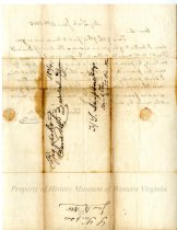 Image of Letter from William Watts to S. Simpson, page 2