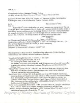 Image of Transcription, page 1