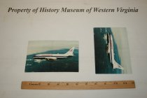 Image of Two Piedmont Airlines Postcards