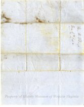 Image of Letter from William W. Sharp to William Watts et. al., page 4