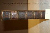 Image of William Fleming Book - Vol. 3 - Spine