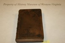 Image of William Fleming Book - Vol. 8 - Front/Side