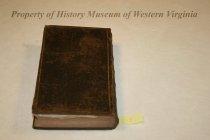 Image of William Fleming Book - Vol. 4 - Back/Side