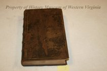 Image of William Fleming Book - Vol. 1 - Front/Side