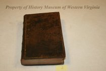Image of William Fleming Book - Vol. 2 - Front/Side