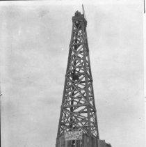 Image of UNRS-P1989-55-2959 - Fallon Pioneer Oil Co.  Fallon, Nevada.