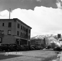 Image of UNRS-P1992-01-0238 - Negative only. Minden, Nevada.