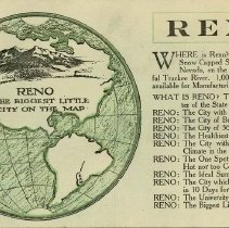 University of Nevada Reno - Special Collections : Online