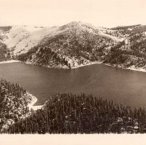 Image of UNRS-P1997-49-514 - Marlette Lake.  Please credit photo by Lake Tahoe Area Council.