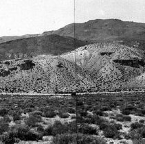 Image of UNRS-P2003-12-155 - [Southern Nevada desert? Ca. 1900-1920]