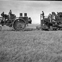 Image of UNRS-P1989-55-3401 - R. L. Douglas' Films only.  Carl Dodge Ranch, S. of Fallon.