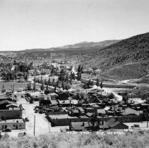 Image of UNRS-P1992-01-7236 - West end, Ely, Nevada. Ca. 1943. 1076. Photo by Nevada Photo Service.