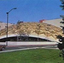 Image of UNRS-P1992-03-1086 - Postcard of Pioneer Theater Auditorium [ca. 1975]