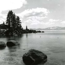 Image of UNRS-P2003-10-191 - [Boat Harbor at Sand Harbor State Park]