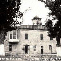 Image of UNRS-P2006-05-059 - Nevada State Prison. Carson City, Nevada.